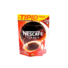 NESCAFE CLASSIC COFFEE STAND UP POUCH 50G