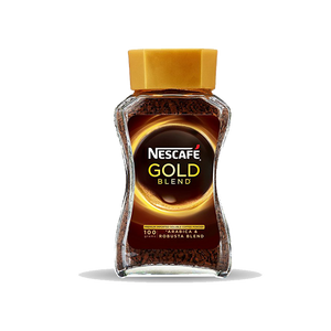 NESCAFE GOLD BLEND COFFEE JAR 100G