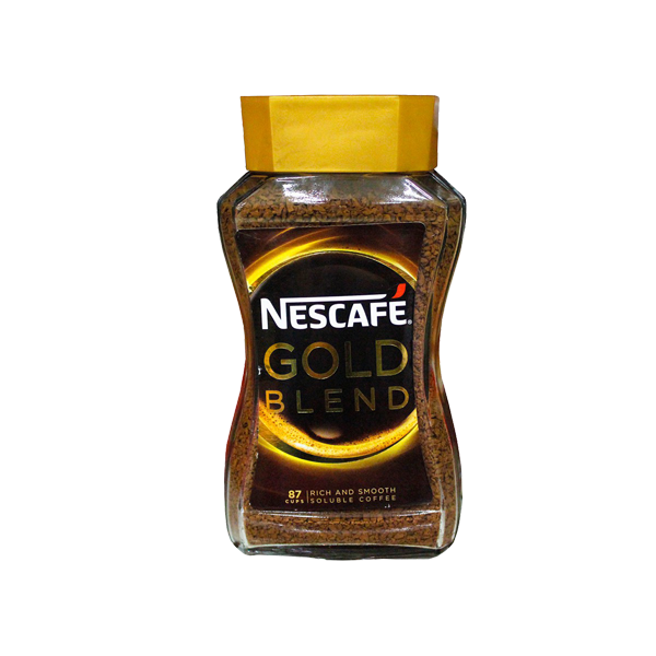 NESCAFE GOLD BLEND COFFEE JAR 175G