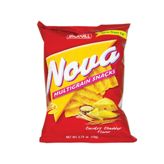 NOVA MULTIGRAIN SNACKS COUNTRY CHEDDAR 78G