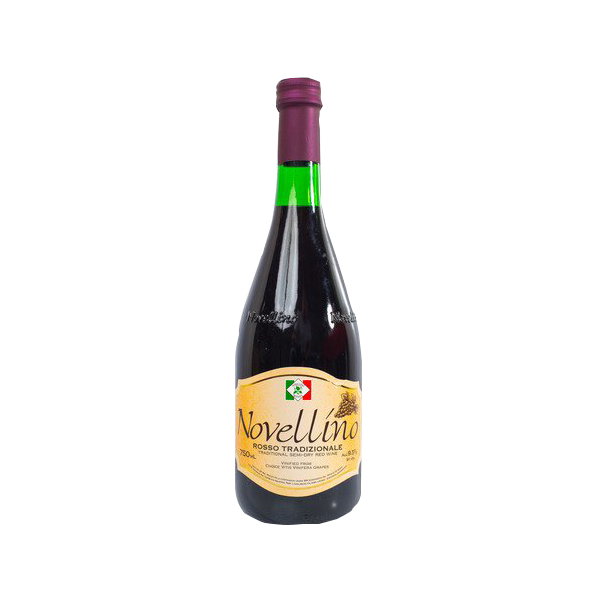 NOVELLINO CASUAL RED WINE WILD BLACKBERRY 750ML