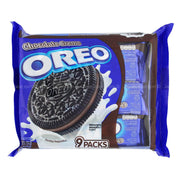 OREO CHOCOLATE BISCUITS 29.4GX9S