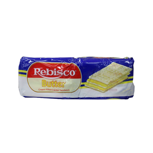 REBISCO BUTTER SANDWICH 10S