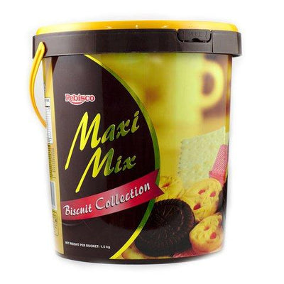 REBISCO MAXI MIX THE ULTIMATE BISCUIT COLLECTION 1.5 KG