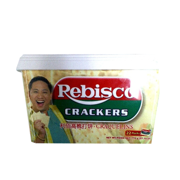 REBISCO CRACKERS 850G