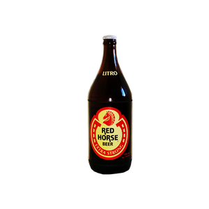 RED HORSE BEER EXTRA STRONG 1L/1000ML