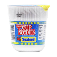 NISSIN MINI CUP NOODLES SEAFOOD 40G