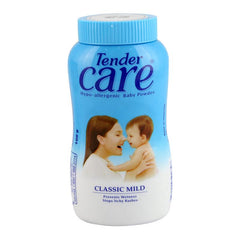 TENDER CARE BABY POWDER CLASSIC MILD 100G