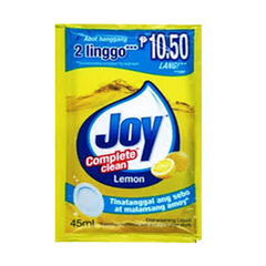 JOY ULTRA DISHWASHING LIQUID LEMON REFILL 45ML