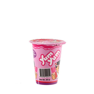 YUMYUM STRAWBERRY SNACK 30G