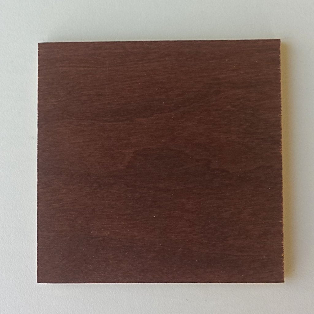 Red Mahogany stain on Cherry