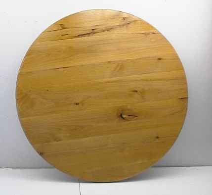 "Custom 34"" Alder Lazy Susan (Unfinished)"