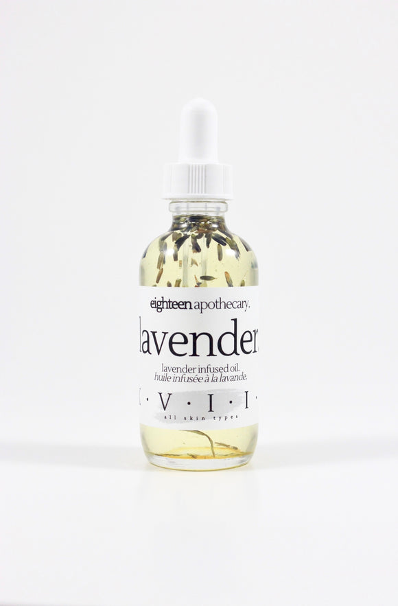 Lavender Infused Oil
