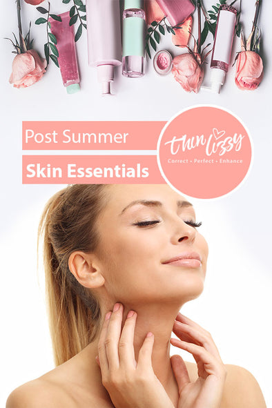 Post-Summer Skin Essentials