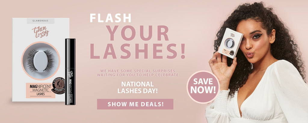 National Lash Day Banner