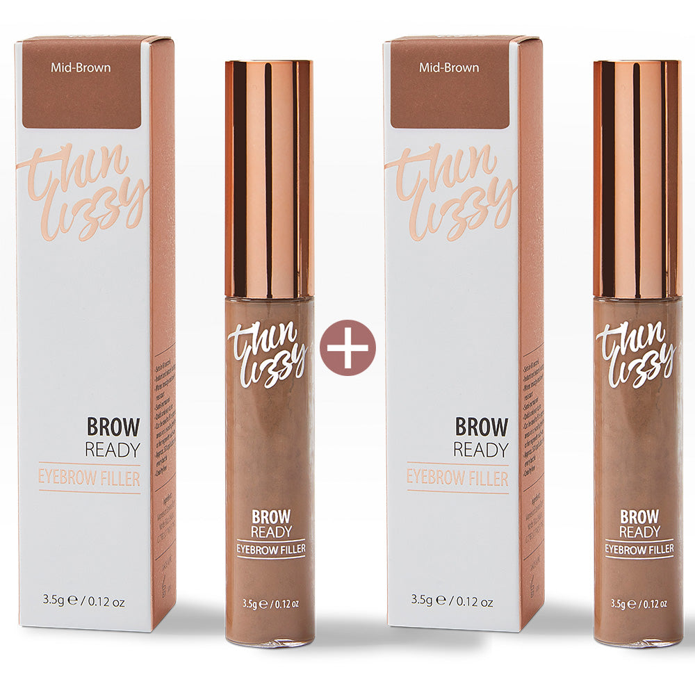 Brow Ready Eyebrow Fillers - Buy One Get One Free