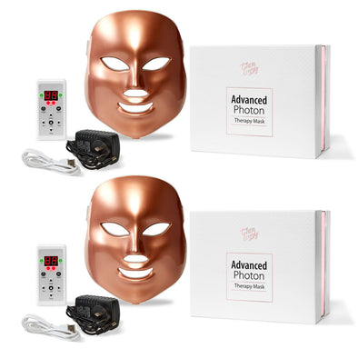 LED Light Therapy Mask - Buy One, Get One Free!