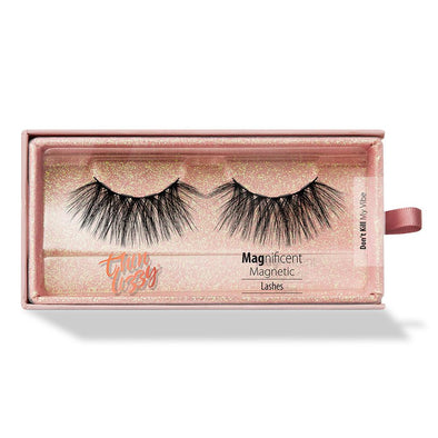 Magnificent Magnetic Lashes - Don't Kill My Vibe