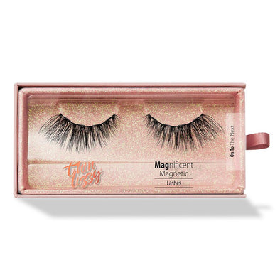 Magnificent Magnetic Lashes - On To The Next