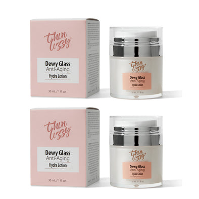 Dewy Glass Anti-Aging Hydra Lotion - Buy One, Get One Free