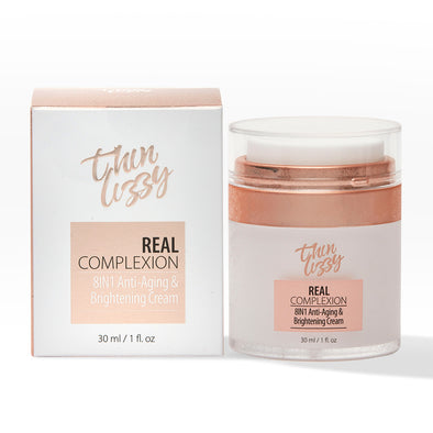 Real Complexion 8in1 Anti Aging & Brightening Cream - The Miracle Cream You've Been Waiting For!