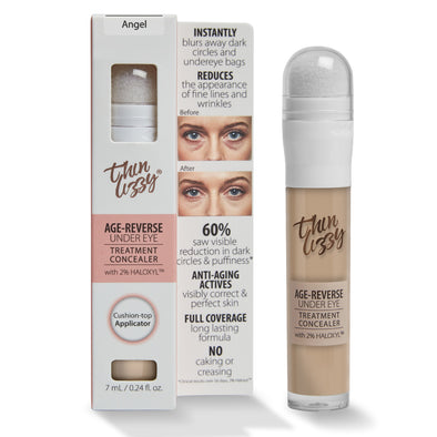 Thin Lizzy Beauty - Age Reverse Under Eye Concealer - Box and Tube