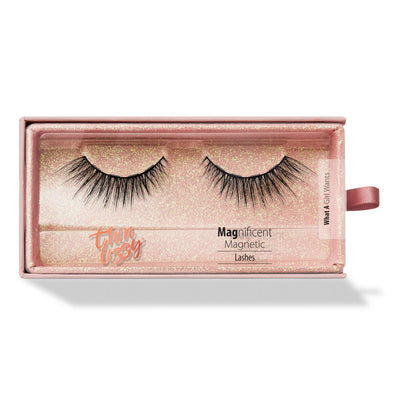 Magnificent Magnetic Lashes What A Girl Wants