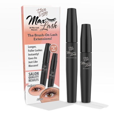 Max Lash Mascara - Salon Quality Lash Extensions In A Tube!