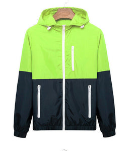 Two-Tone Hoodie