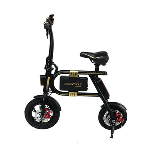 SWAGTRON SwagCycle Folding Electric Bicycle