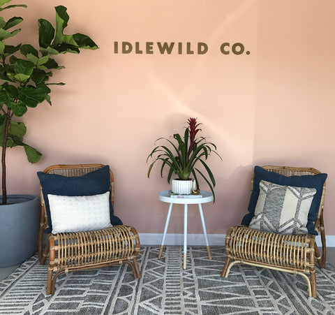 Meet The Maker: Idlewild Co. Design Studio Foyer