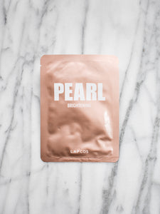 Sheet Mask - Pearl