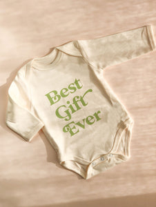 Best Gift Ever Onesie