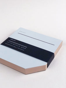 Colorblock Notepad