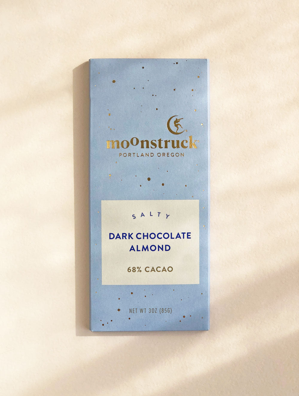 Dark Chocolate Almond Bar