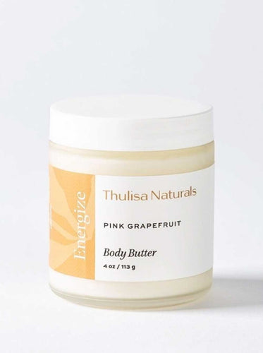 Energize Pink Grapefruit Body Butter