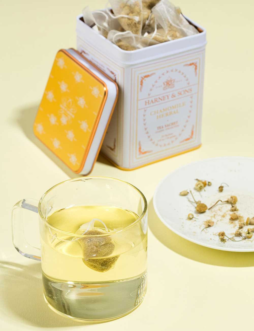 Chamomile Herbal Tea Tin