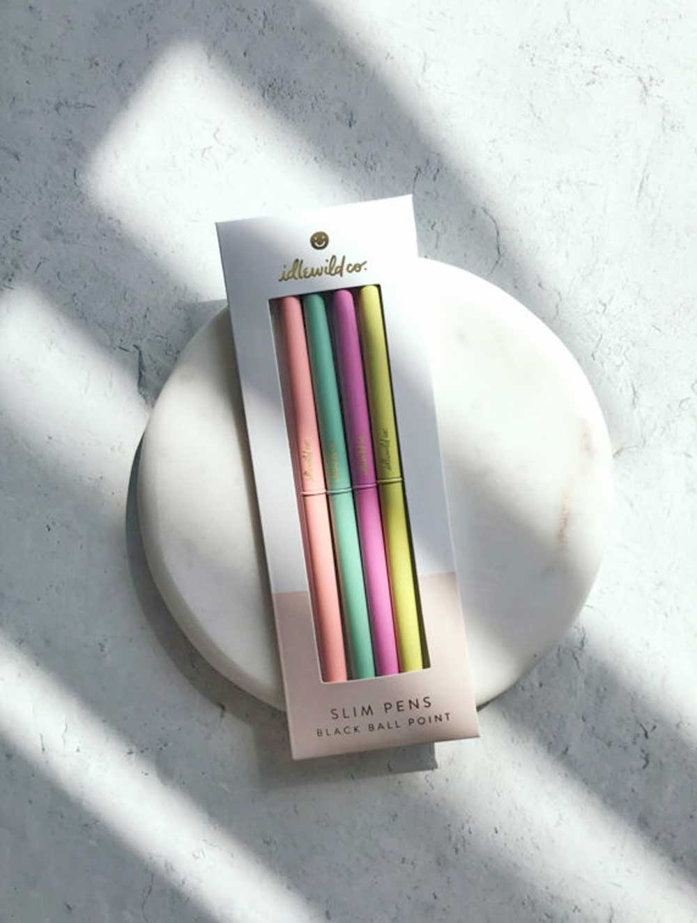 Pastel Brights Pen Set