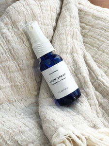 Lavender + Mint Linen Spray