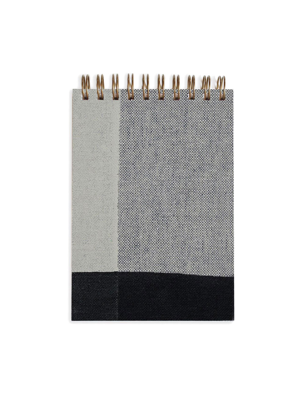 Striped Mini Notebook