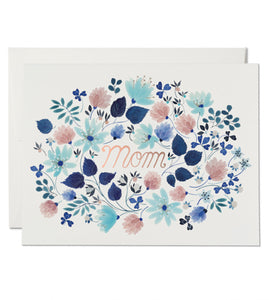 Floral Mom Card