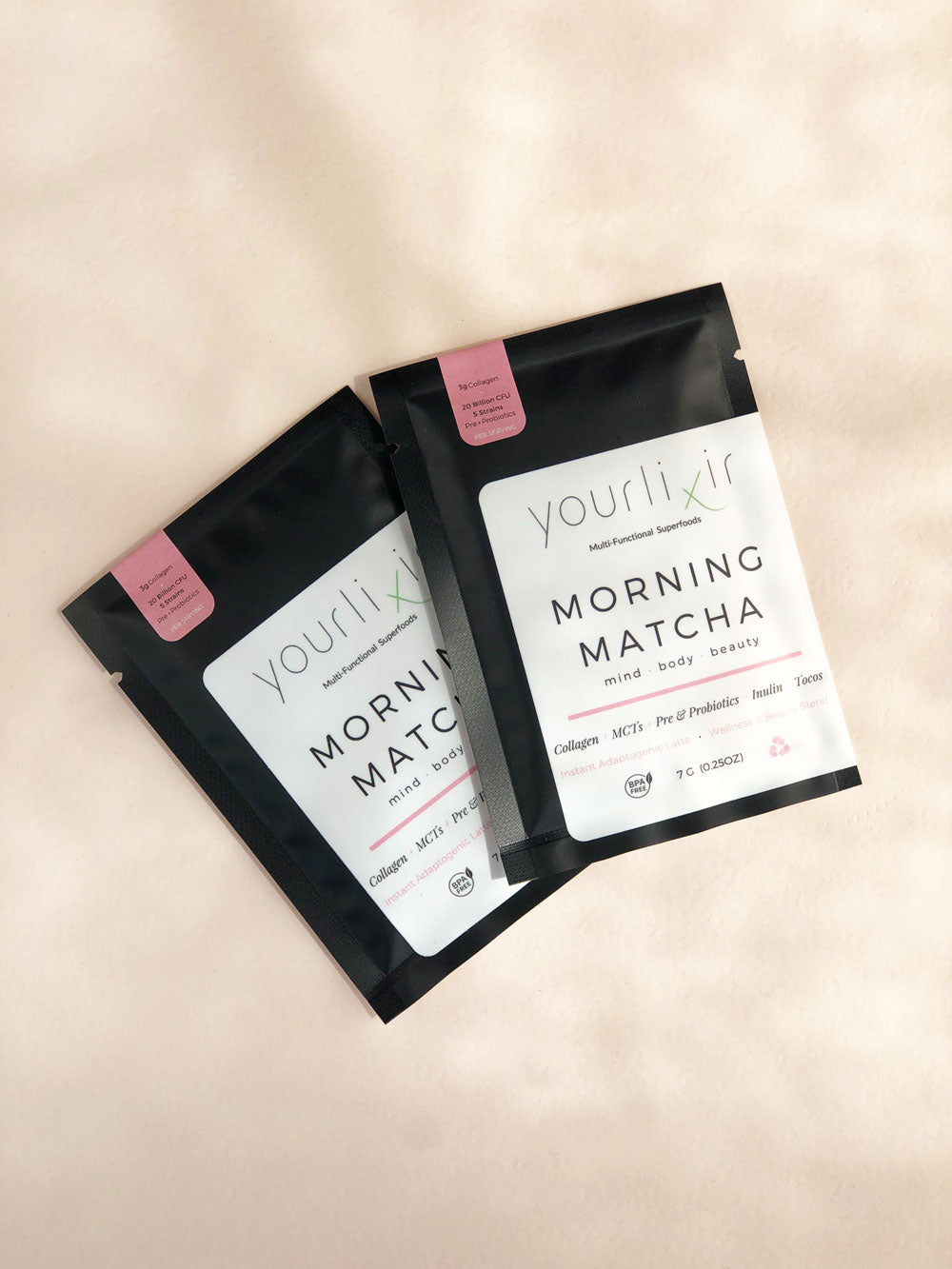 Morning Matcha Duo