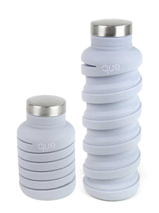 Collapsible Water Bottle  - Cloudy Grey