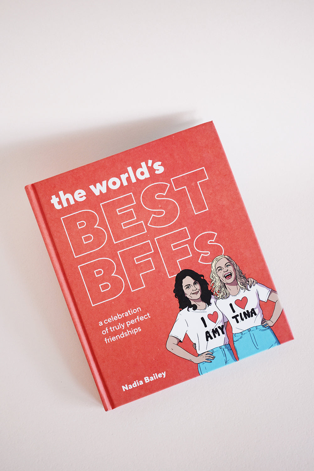 World's Best BFFs Book