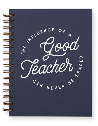 Teacher Influence Notebook