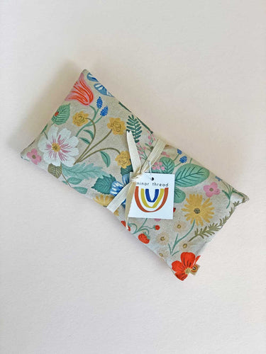 Strawberry Fields Lavender Eye Pillow