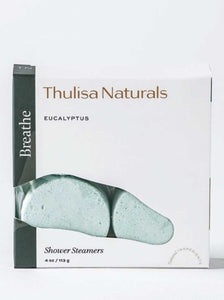 Breathe Eucalyptus Shower Steamers