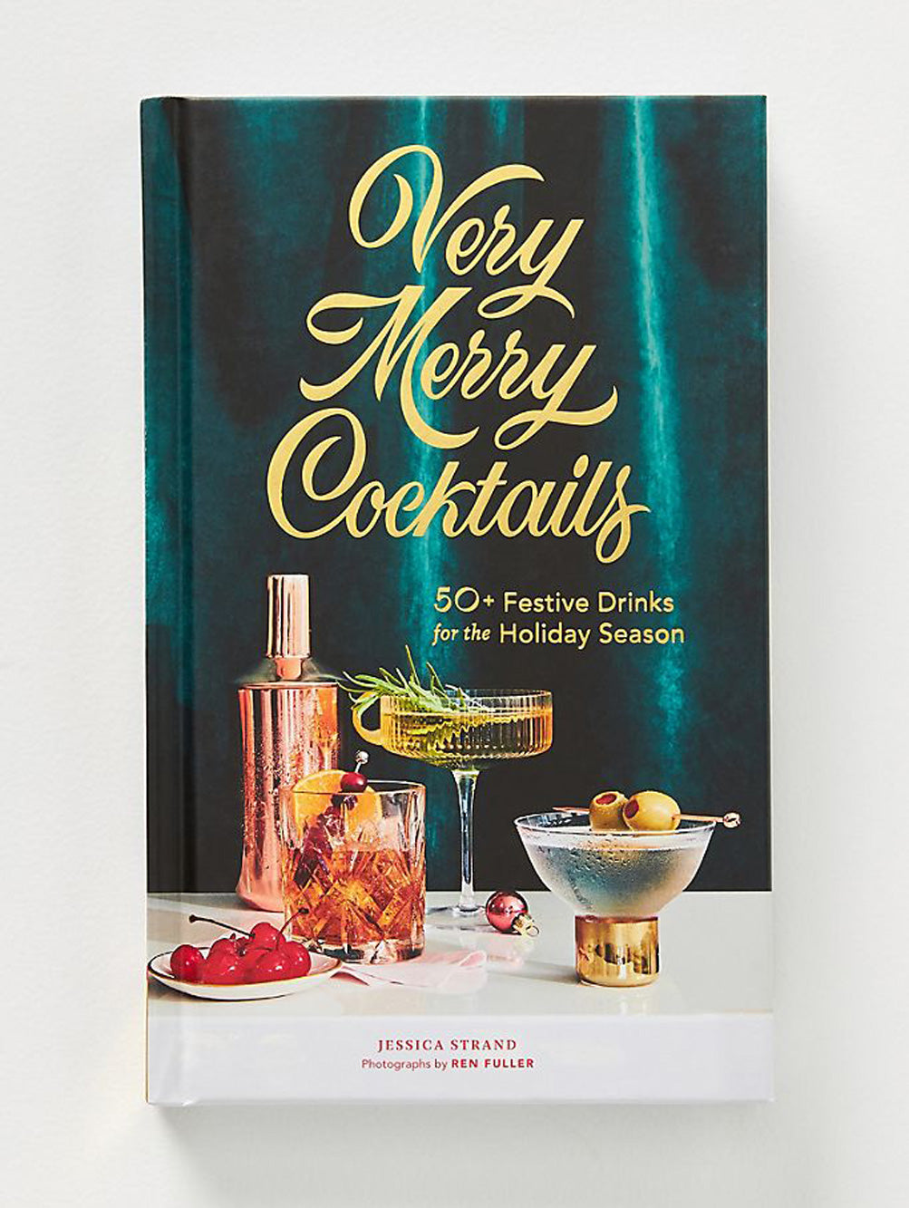 Very Merry Cocktails**PRE-ORDER