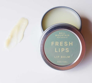 Fresh Lips Peppermint Lip Balm