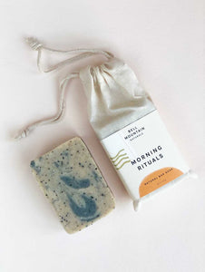 Morning Rituals Bar Soap